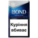 Сигареты Bond Street Premium Silver
