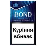 Цигарки Bond Street Premium Blue