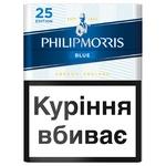 Philip Morris Blue Cigarettes 25 Edition