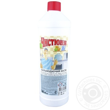 Средство Чистюня для чистки плит 1000мл