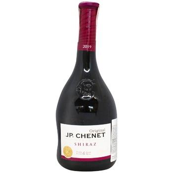 Вино J.P. Chenet Shiraz красное сухое 13% 0,75л