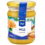 Мед Fine Food гречаний натуральний 350г