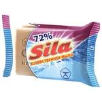 Мыло хозяйственное Sila 72% 200г