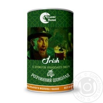 Chudovi Napoi Instant Hot Chocolate Irish 200g - buy, prices for MegaMarket - image 1