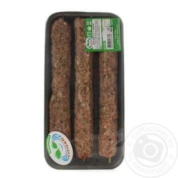 Люля-кебаб Справжне-Е из телятины охлажденный