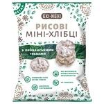Мини-хлебцы Eki-Neki рисовые с прованскими травами 40г