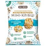 Eki-Neki Multigrain Mini-Crispbread with Sea Salt 40g
