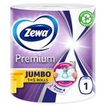 Бумажные полотенца Zewa Klassik Jumbo 3 слоя 1шт