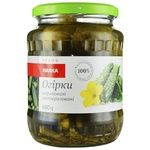 Marka Promo Pickled Cucumbers 680g