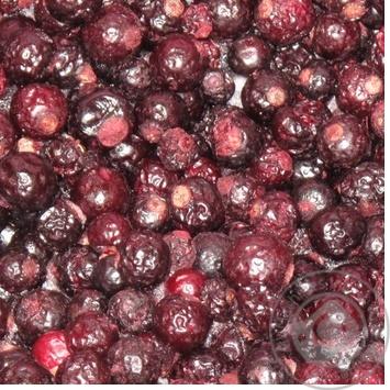 berry blackcurrant black frozen