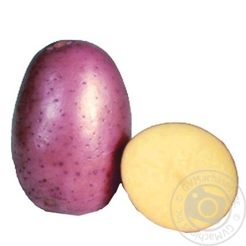 Картопля колір в асортименті