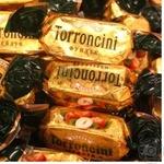 Цукерки вагові Torroncini фундук Roshen ваг