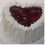 Торт Серце Валентина ваг