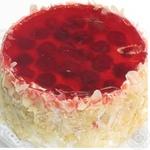 Торт Полуничний кг