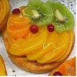 Тістечко Тарталетка з фруктами