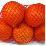 Апельсин фасований ваг