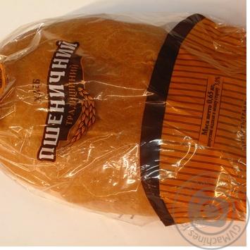 Хліб Київхліб Пшеничний Традиційний 650г Україна - купити, ціни на Novus - фото 6