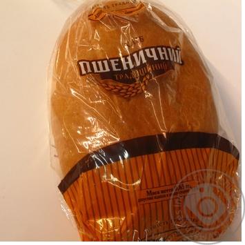 Хліб Київхліб Пшеничний Традиційний 650г Україна - купити, ціни на Novus - фото 3