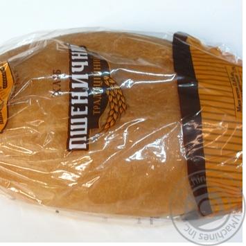Хліб Київхліб Пшеничний Традиційний 650г Україна - купити, ціни на Novus - фото 8