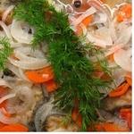 Рыба по-польски Украина
