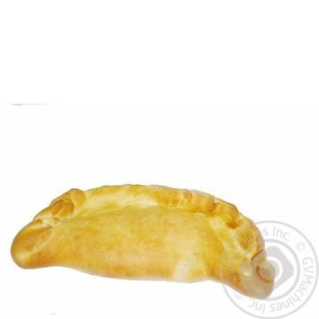 Пирожок с мясом 130г Украина