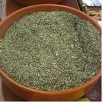 Spices marjoram dried