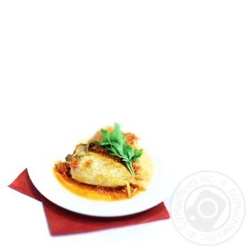 Meatless cabbage rolls Golubtsi