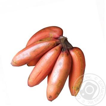 Банан Бебі Червоний кг