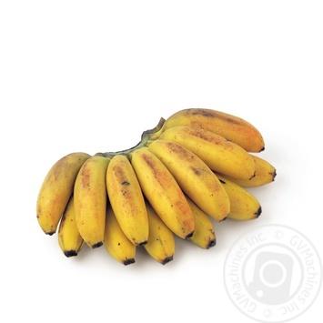 Банан Беби - купить, цены на Novus - фото 1