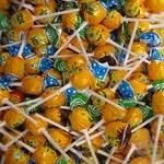 Candy Roshen Lollipops Ukraine