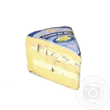 Сир з блакитною пліснявою Jermі 60% ваг