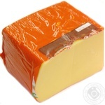 Сыр ЗАТ Молоко Эдам твердый 45% Украина