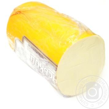 Cheese product Dobrosmak Estonian semihard 30% Ukraine
