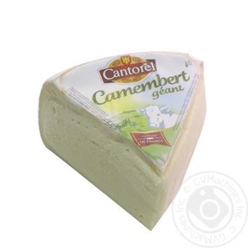 Сыр Канторель Камамбер Жеан 60% Франция