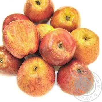 Яблоко Рeд Чиф диаметр 85+ импорт - купить, цены на Novus - фото 3