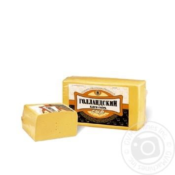 Сыр Клуб Сыра Голландский 45% Украина