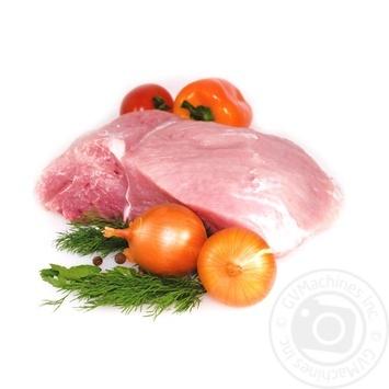 Бедро свиное охлажденное без кости