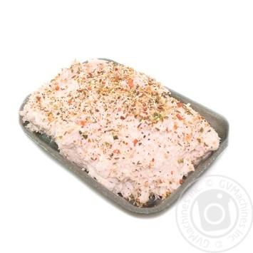 Сало бутербродное охлажденное