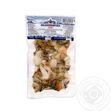 Коктейль з морепродуктів Скандінавіка 200г - купити, ціни на Восторг - фото 5