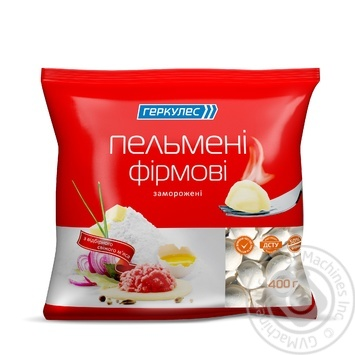 Hercules Firmoví Frozen Meat Dumplings - buy, prices for Novus - image 1