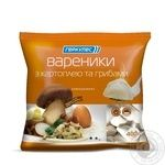 Vareniki Hercules with potatol frozen 400g sachet