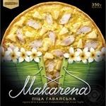 Pizza Makarena Hawaiian frozen 350g Ukraine