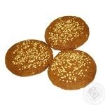 Печиво вівсяне Кунжутне Богуславна ваг