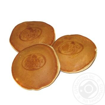 Печиво млинці з вишнею ПанКейк Лісова казка кг