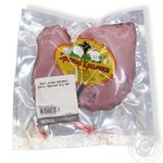 Meat Bratzi kroliki fresh vacuum packing