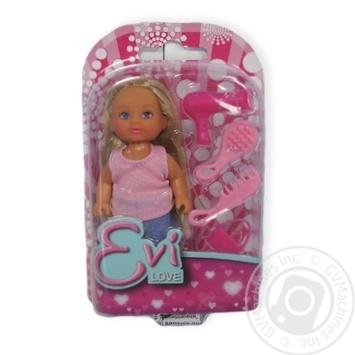 Кукла Simba Ева и мини набор 6 видов - купить, цены на Novus - фото 1