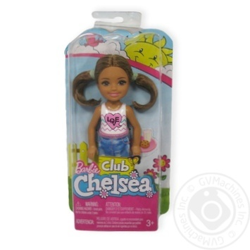Barbie Club Chelsea Doll - buy, prices for MegaMarket - image 2