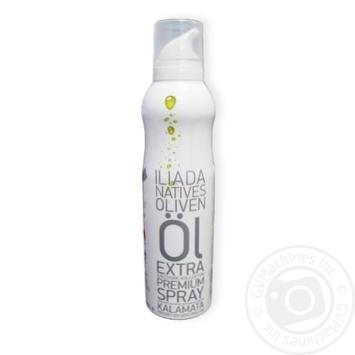 Oil Iliada olive unrefined 200ml