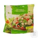 Khutorok Spring frozen mix vegetables 400g