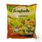 Суміш овочева з брокколі та кабачками Bonduelle 400г